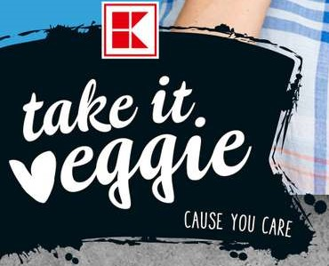 Kaufland - take it veggie