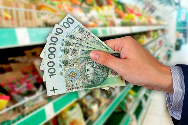 Зарплата в торгових мережах Польщі