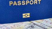 Позначка на біометричному паспорті