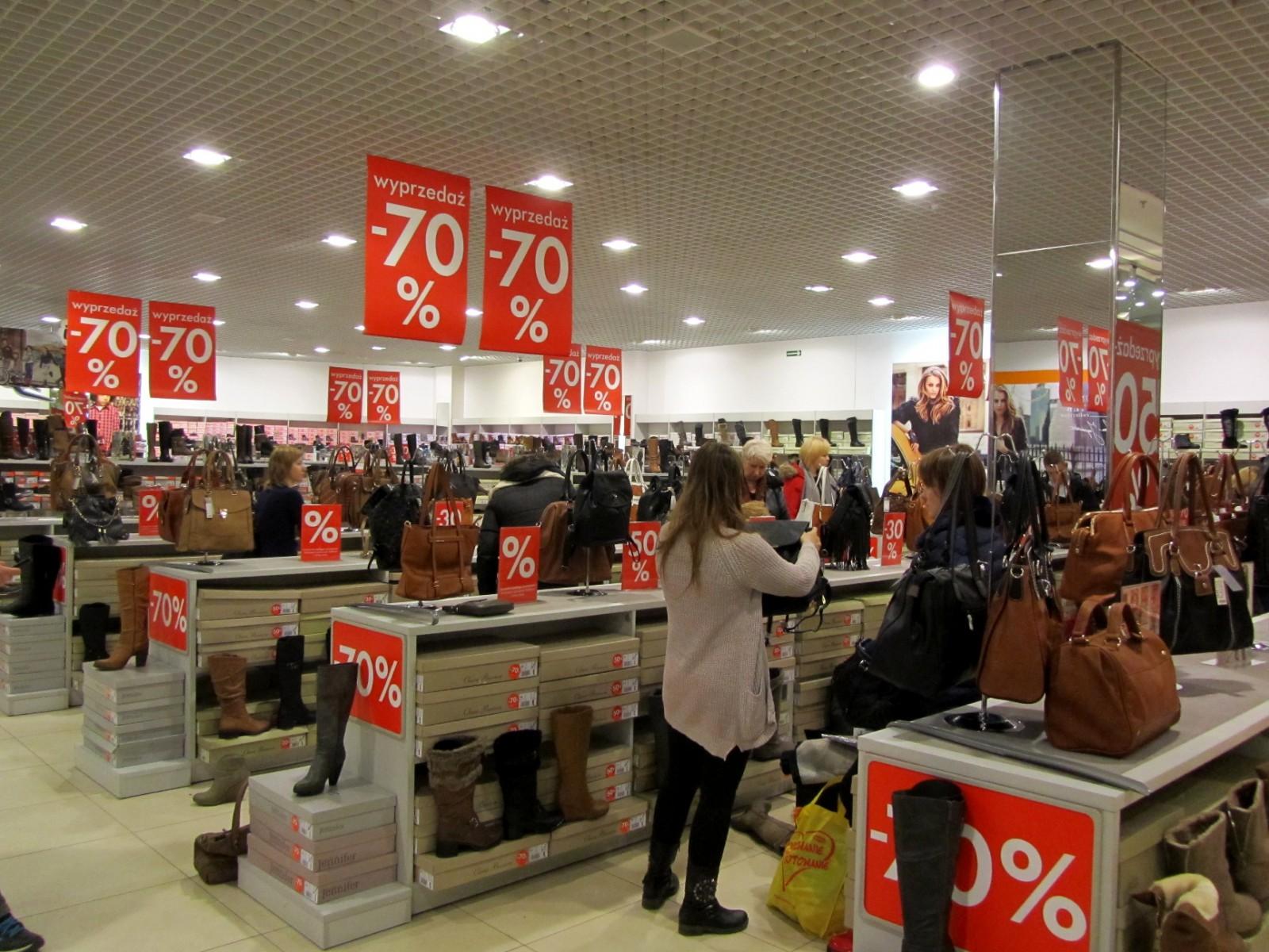 8a8af9ef7358 Распродажи в Польше - отличная возможность дешево купить ...