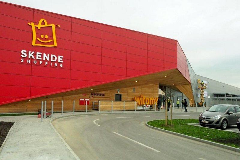 В Люблине открылся новый торговый центр - Покупки в Польше c1decfc911a8a