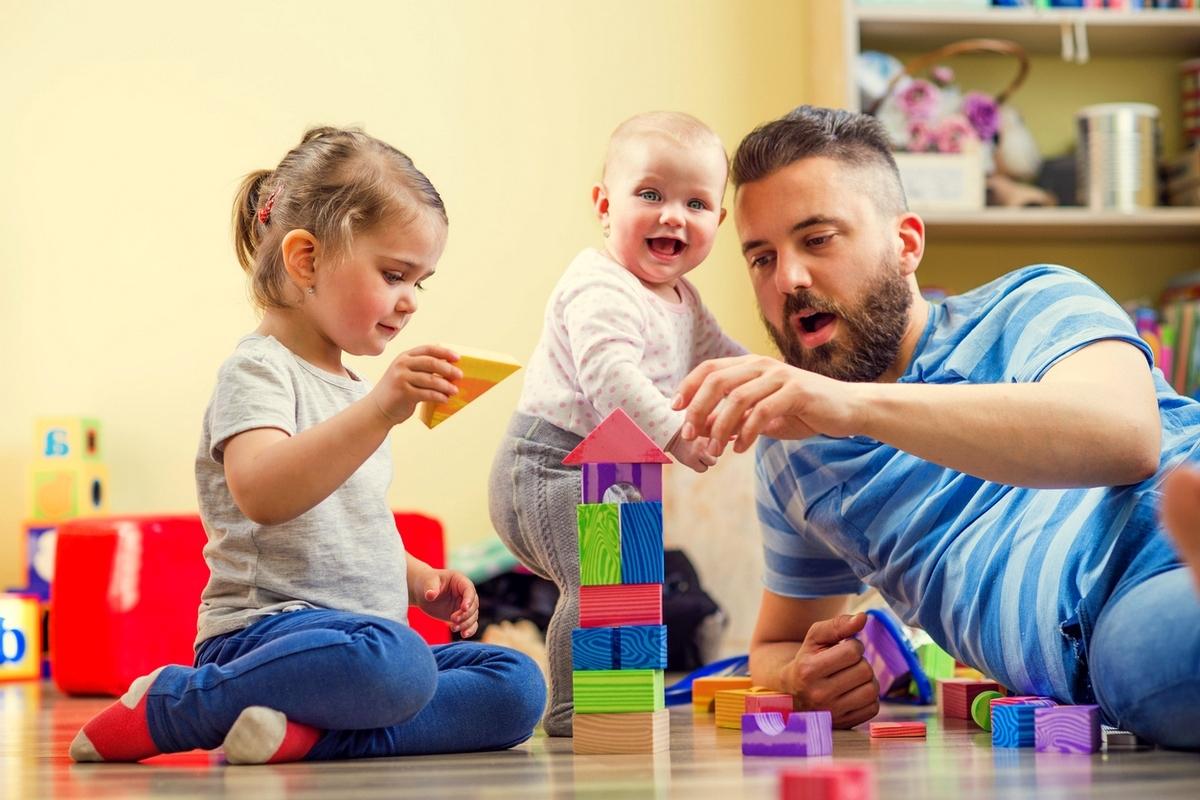Картинки папа и ребенок детские