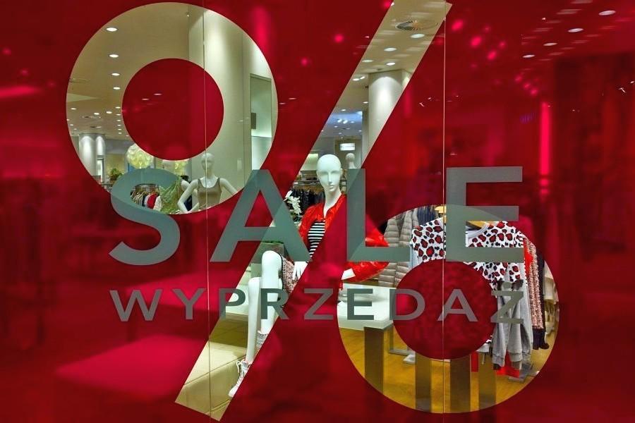 Кінець липня - найвигідніша пора літніх розпродажів в Польщі.  agencjagazeta.pl df7847e83a300