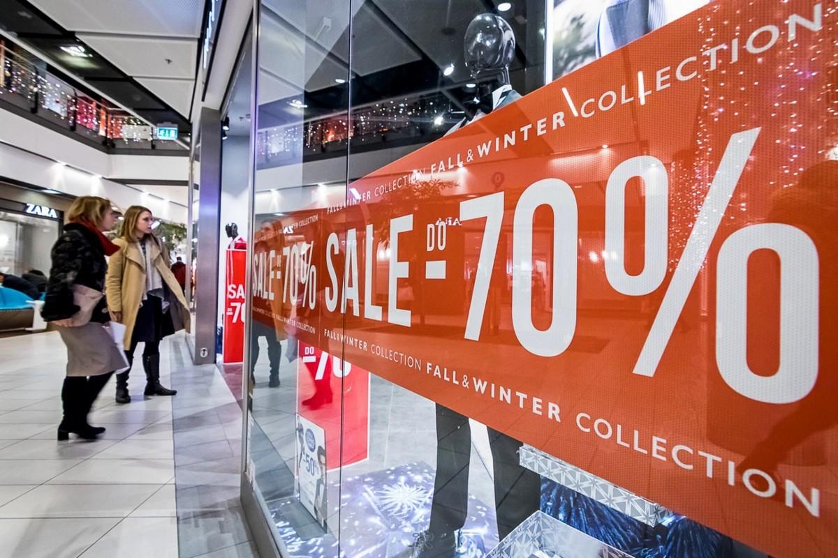ec69da20 Во время зимних распродаж скидки в польских магазинах достигают 70%.  naszemiasto.pl