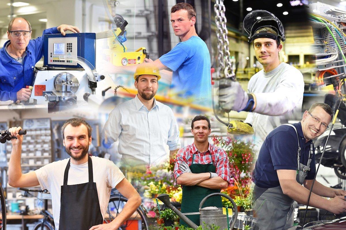 Как устроиться украинцу на официальную работу