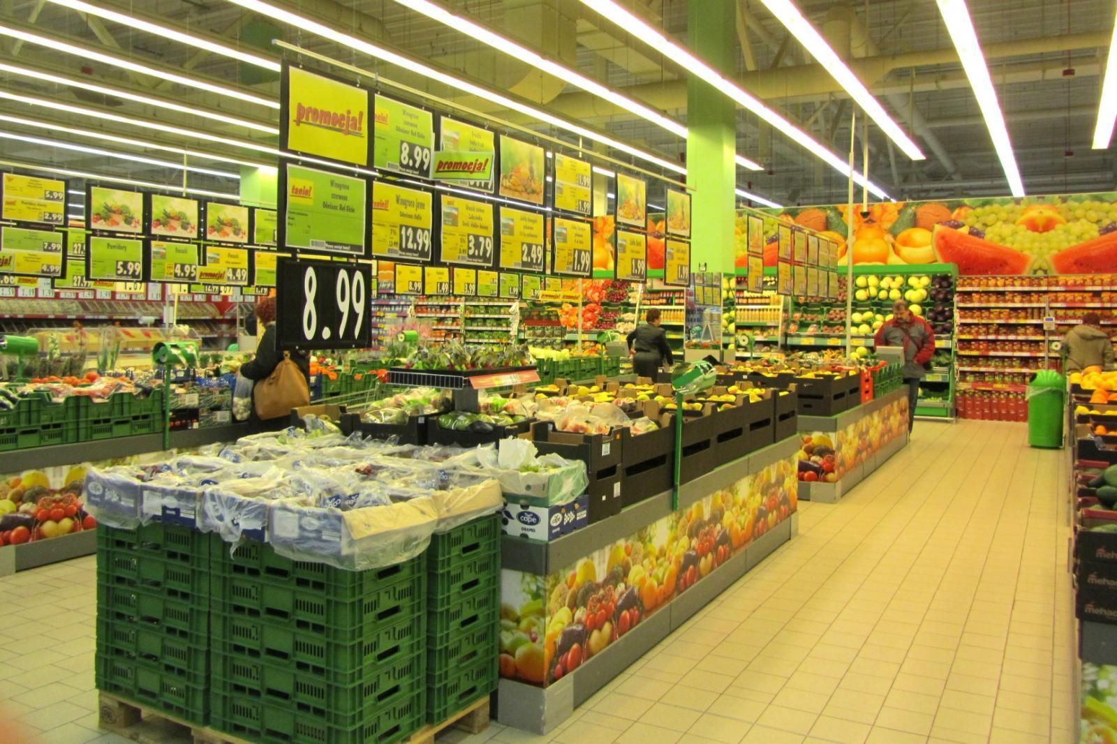 А в Польщі дешевше! Порівняння цін на продукти - Закупи в Польщі 700a11c6fb213